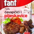 Tajna of Fant Mix voor Ćevapčići of Pleskavica