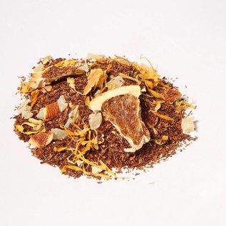 Gusto Rooibos Sinaasappel-Gember Thee 100 gram