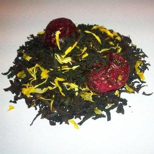 Gusto Cranberry-Perzik Thee 100 gram
