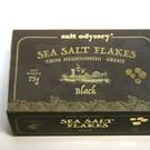 Salt Odyssey Meersalzflocken (schwarz)