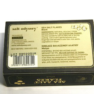 Salt Odyssey Meersalzflocken aus Messologhi, Griechenland