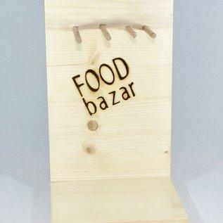 FOODbazar Tamper station for the home barista
