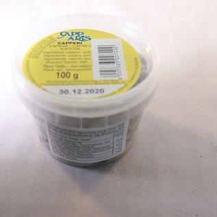 Capparis In zout geconserveerde kappertjes