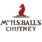 Mrs. H.S. Balls Pfirsich-Chutney
