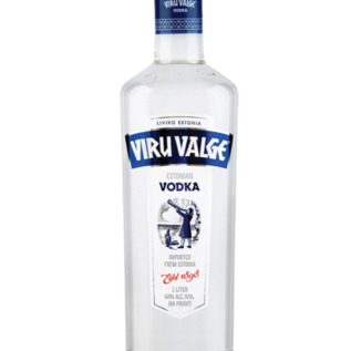 Liviko Estonia Viru Valga, Estlandse wodka