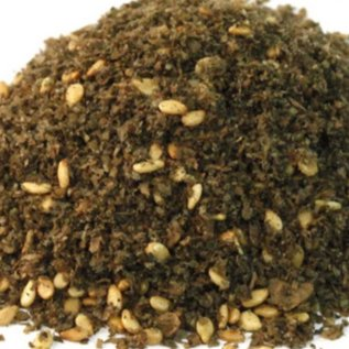 Bar-man coffee and spices Za'atar-Sesammix