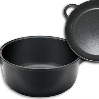 Crafond Kasserolle mit Deckel pan