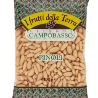 Aziende Campobasso Pijnboompitten/Pinoli (Italiaans)