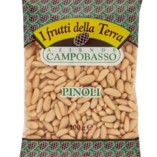 Aziende Campobasso Pine nuts / Pinoli (Italian)