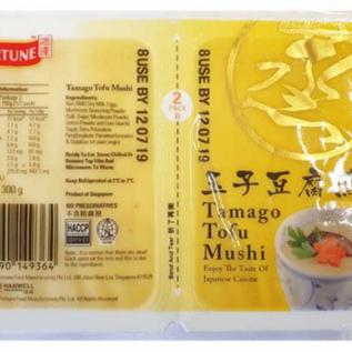 Fortune Tamago Tofu Mushi