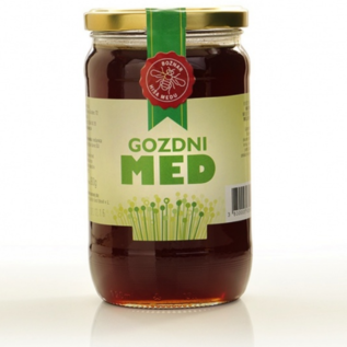 BOŽNAR Slovenian forest honey