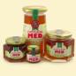 BOŽNAR Slovenian Bohemian honey