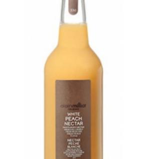 Alain Milliat Nectar Peche Blanche - White peach nectar