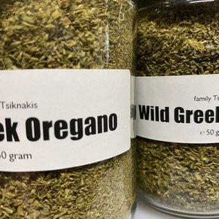 Family Tsiknakis Greek oregano