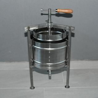 Tehnovar Fruitpers (roestvrij staal) 10 ltr