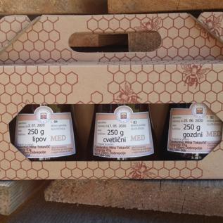 Čebelarstvo Miha Tekavčič Slowenischer Limettenhonig / Lipov med