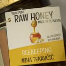 Čebelarstvo Miha Tekavčič Sloveense sparrenhoning