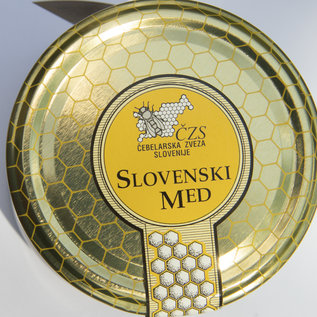 Čebelarstvo Miha Tekavčič Slovenian spruce honey / Honev med