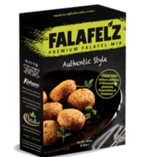 Pellefood Falafel premium mix, the famous TLV falafel