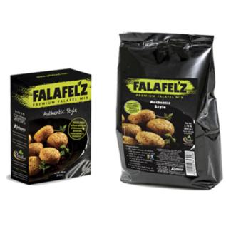Pellefood Falafel Premium Mix, die berühmte TLV Falafel