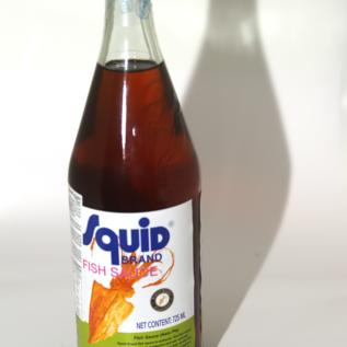 Squid Brand Vissaus