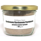 FOODbazar Ground cardamom seeds