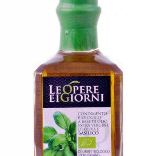 "OlioItalia Extra vierge olijfolie ""agrumato"" Basilicum"