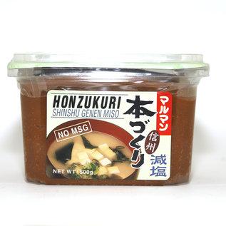 Honzukuri Shinshu Shiro Miso