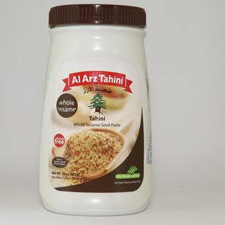 Al Arz Tahin - donkere sesampasta van Al Arz