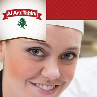 Al Arz Tahin - sesampasta  - doos van 12