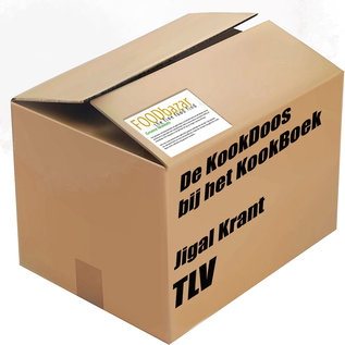 FOODbazar Kochbox TLV