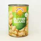 Valle del Sol Lima beans, 400 grams