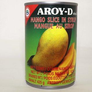 Arroy-D Ingelegde mango op siroop