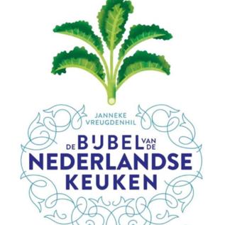 Carrera Culinair - Janneke Vreugdenhil de BIJBEL van de NEDERLANDSE KEUKEN