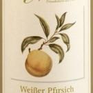 Weißer Pfirsichnektar