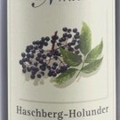 Haschberg elderberry juice (BIO)