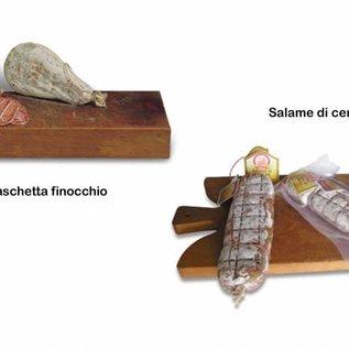 Salame fiaschetta finocchio plus Salame di Cervo
