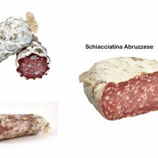 Schiacciatina Abruzzese plus Palle del Nonno plus Salamino