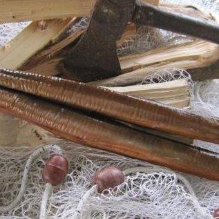 Fa. W. van Wijk Ambachtelijk op hout gerookte palingfilet