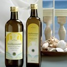 Mediterranea Foods Biologisch Italiaanse extra vergine olijfolie