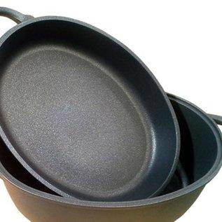 Crafond Cocotte ovale