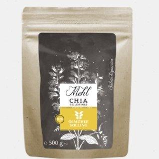Ölmühle Solling Chiamehl • Teilentölt • 500 gr