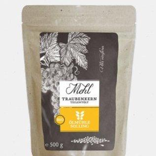 Ölmühle Solling Druivenpitmeel • 500 gram