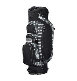Ogio Ogio Schredder Black Ops Cart Bag