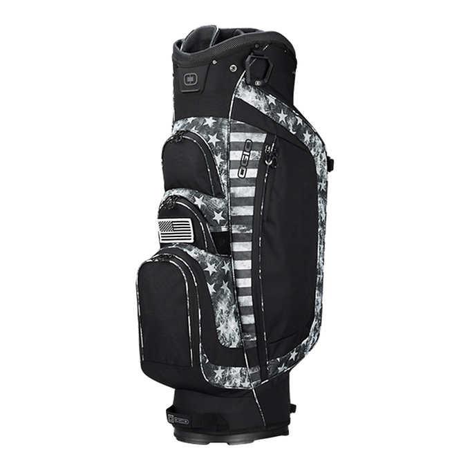 Ogio Ogio Schredder Black Ops Cart Bag