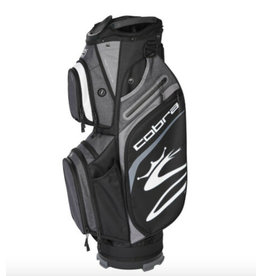 Cobra Cobra UltraLight Cart Bag Black