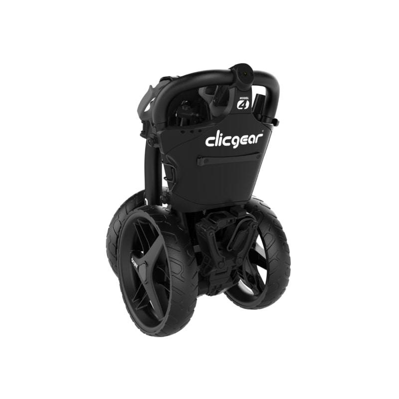 Clicgear 4.0 Golftrolley Yellow