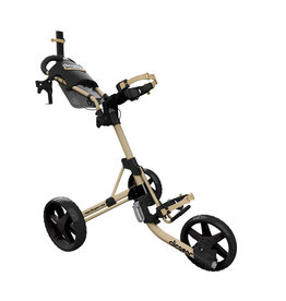Clicgear Clicgear 4.0 Golftrolley Army Brown