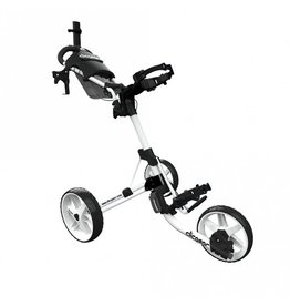 Clicgear Clicgear 4.0 Golftrolley Wit