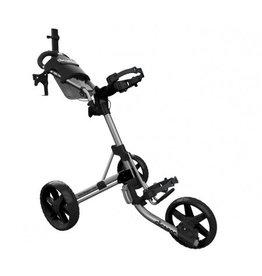 Clicgear Clicgear 4.0 Golftrolley Zilver
